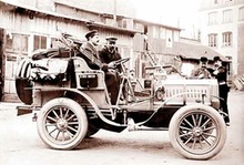 1907 De Dion Bouton Peking Paris